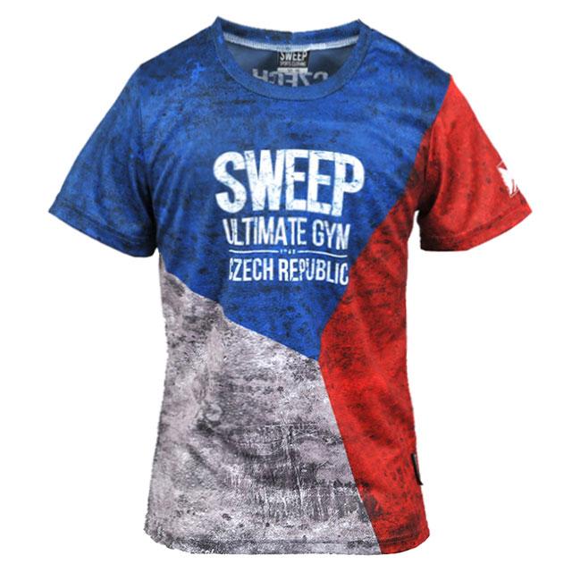 Dámské funkční tričko SWTS082 CZECH  ddf7dbd8c9