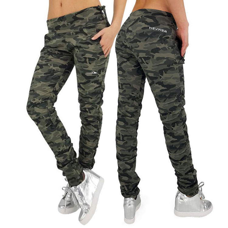 bacb0fa7beb4 Dámské maskáčové kalhoty BK623