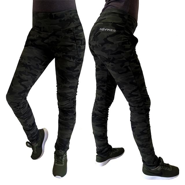 Dámské maskáčové kalhoty BK623  32731eeb74