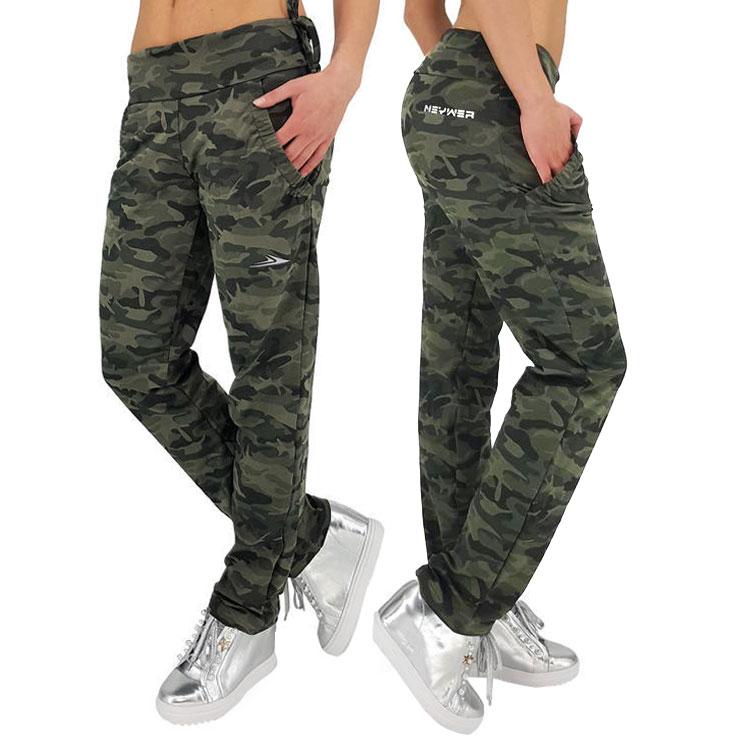 c5ec19a94765 Dámské maskáčové kalhoty BK620