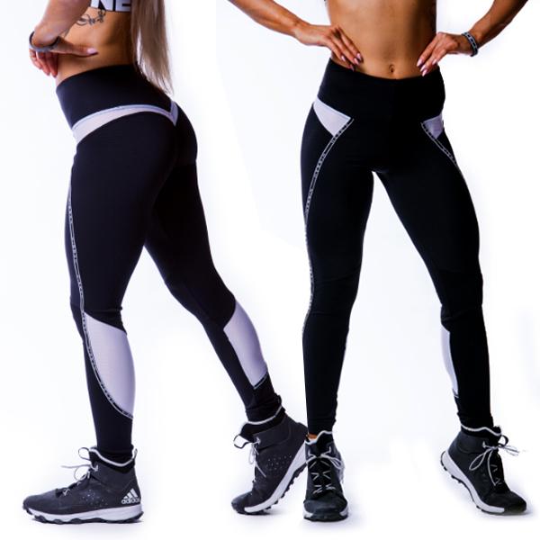 Dámské fitness legíny 605 V-BUTT  c596326377