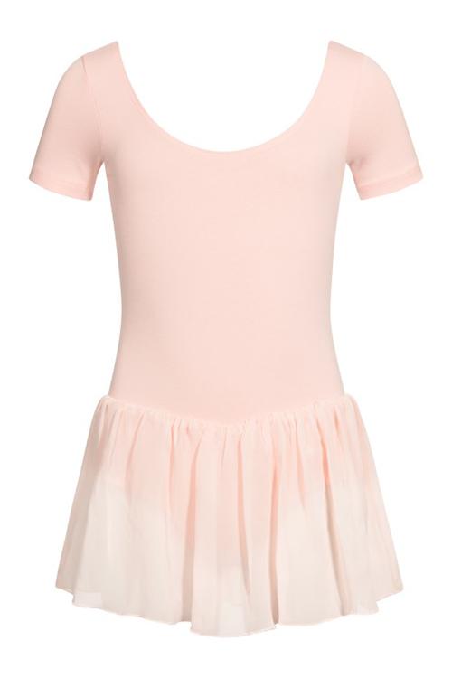 8a49ce49c01 Dětský baletní trikot se sukní R3040