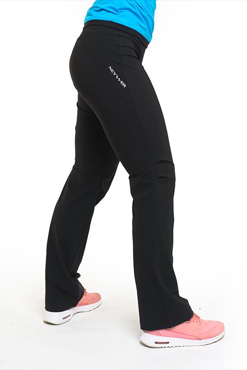 Dámské zateplené kalhoty ZK701  d146e429a2